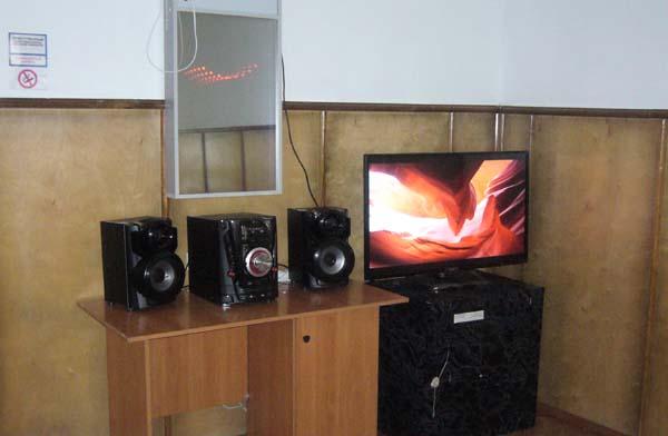 В филиале УИИ по Бийску УФСИН России по Алтайскому краю появилось новое реабилитационное оборудование