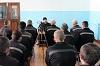 Протоиерей Вячеслав Данькин провел беседу с осужденными, содержащимися в ЛИУ-8 УФСИН России по Алтайскому краю