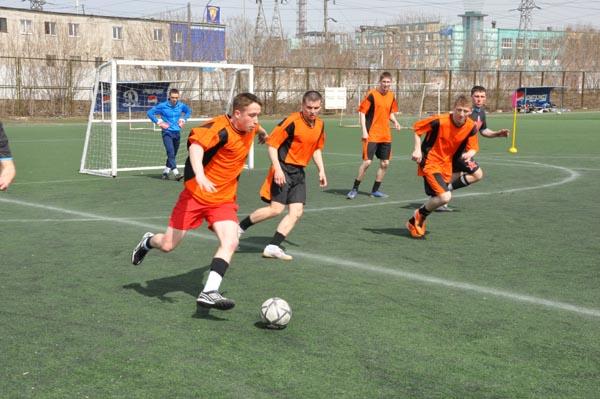Команда ИК-9 УФСИН России по Алтайскому краю стала победителем летнего чемпионата по футболу