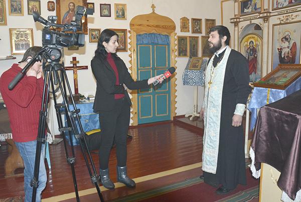 В ЛИУ-1 УФСИН России по Алтайскому краю состоялся обряд венчания.